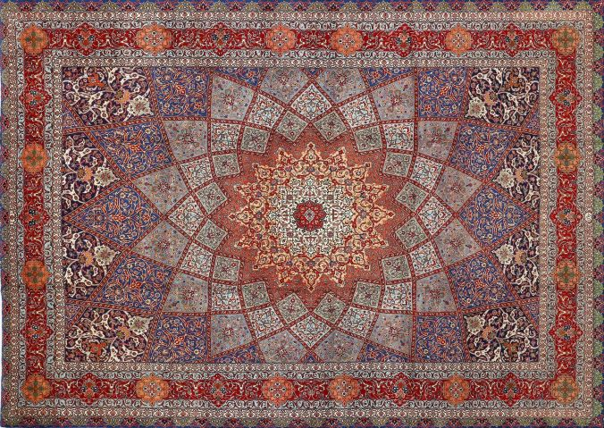 Mid East Tapestry